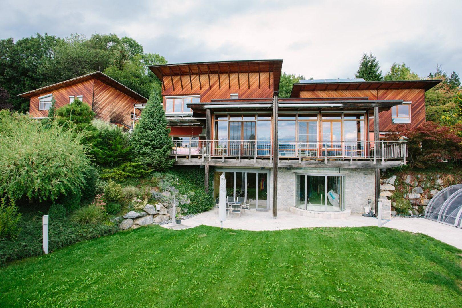 Luxuswohnhaus Villach-Vassach