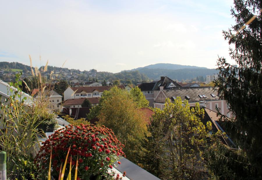 Dachgeschoßwohnung Feldkirchen