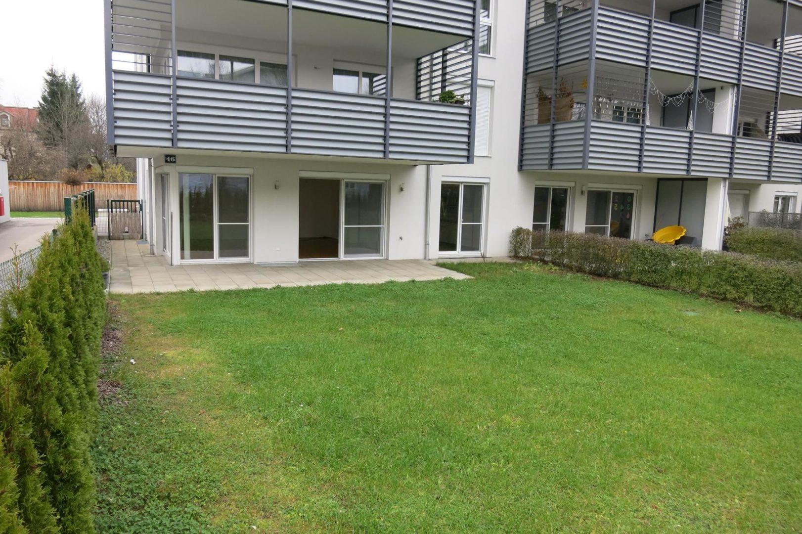 Gartenwohnung in Villach-Völkendorf