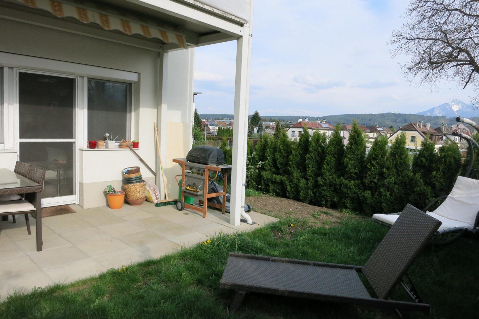 Gartenwohnung in Villach