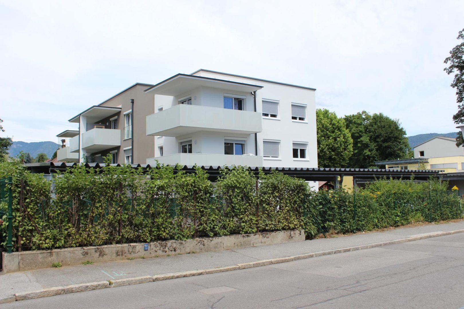 Gartenmietwohnung in Villach-Völkendorf